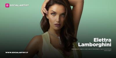 """Elettra Lamborghini, in gara al Festival di Sanremo con il brano """"Musica (e il resto scompare)"""""""