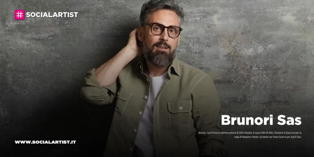 """Brunori Sas, dal 27 marzo il nuovo singolo """"Capita così"""""""
