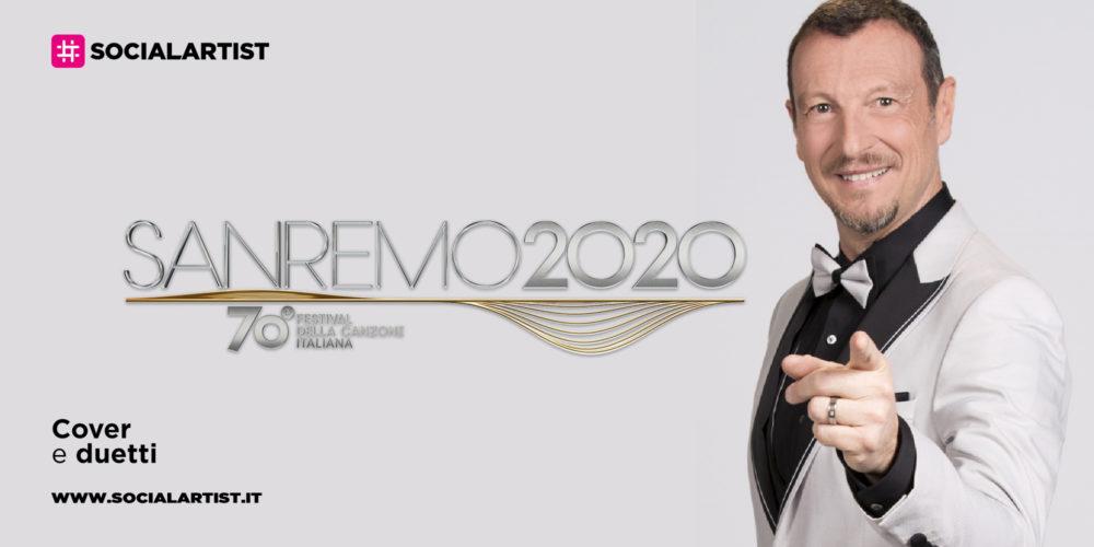 Sanremo 2020, tutti i duetti della serata di giovedì 6 febbraio