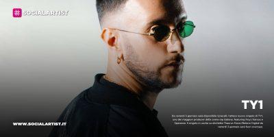 """TY1, dal 3 gennaio il nuovo singolo """"Sciacalli"""" feat. Noyz Narcos e Speranza"""