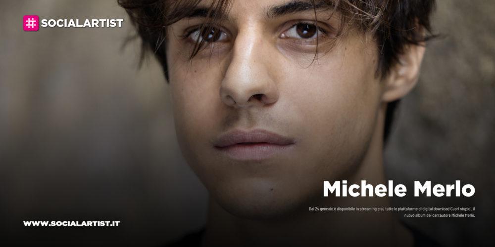 """Michele Merlo, annunciate le date del """"Cuori stupidi Tour"""""""