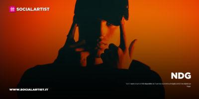"""NDG, dal 31 gennaio il nuovo singolo """"UE"""""""