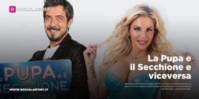 La Pupa e il Secchione e Viceversa, il secondo appuntamento con Giorgio Mastrota e Alessandra Mussolini