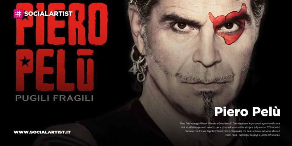 "Piero Pelù, le date del ""Pugili Fragili – Instore Tour"""