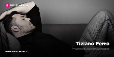 Tiziano Ferro, devolve i proventi della sua partecipazione a Sanremo 2020