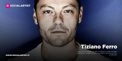 """Tiziano Ferro, le date del tour negli stadi """"TZN 2021"""""""
