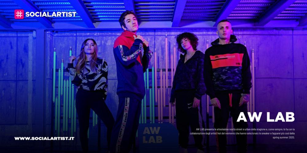 AW LAB, presentate le novità street e urban della stagione in collaborazione con Dani Faiv, Low Kidd, Ana Mena e Madame