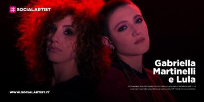 """Gabriella Martinelli e Lula, in gara a Sanremo 2020 con il brano """"Il gigante d'acciaio"""""""