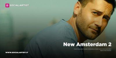 New Amsterdam, dal 14 gennaio la seconda stagione su Canale 5