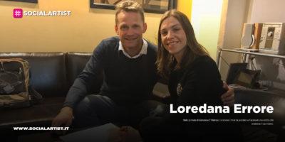 Loredana Errore, annunciata la firma con Azzurra Music