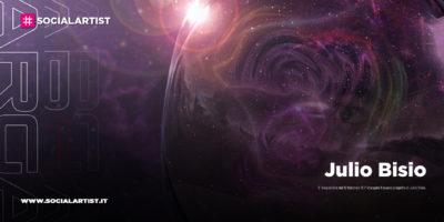 """Julio Bisio, dal 10 febbraio il nuovo EP """"Stargate"""""""