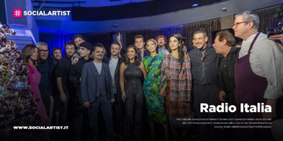 """Radio Italia, in diretta contemporanea radio e video da """"Fuori Sanremo Reward Intesa SanPaolo"""""""