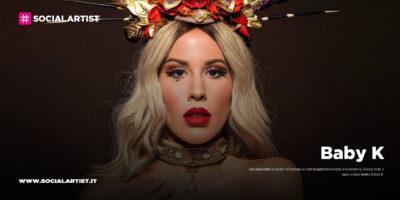 "Baby K, dal 28 febbraio il nuovo singolo ""Buenos Aires"""
