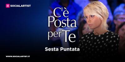 C'è Posta per Te, la sesta puntata in onda sabato 22 febbraio