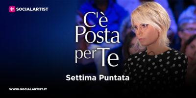 C'è Posta per Te, la settima puntata in onda sabato 29 febbraio