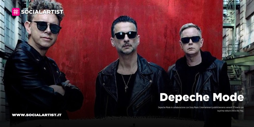 "Depeche Mode, dal 27 marzo il docu-film ""Depeche Mode: SPiRiTS in the Forest"""