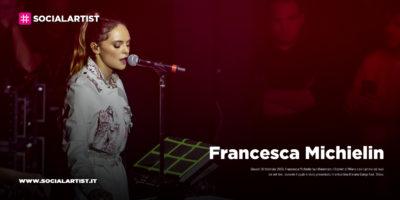 Francesca Michielin, live al Rocket di Milano