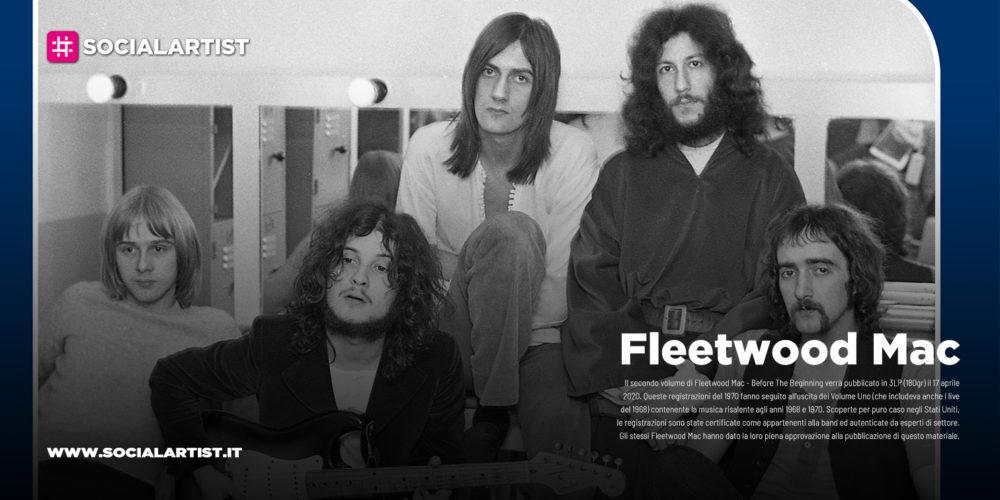 Fleetwood Mac, dal 17 aprile il secondo volume di Fleetwood Mac – Before The Beginning