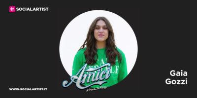 Amici 19, Gaia Gozzi è una concorrente del Serale
