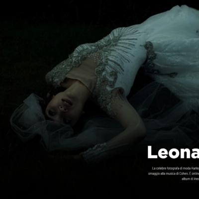 """Leonard Cohen, dal 25 febbraio il nuovo video di """"Thanks for the dance"""""""