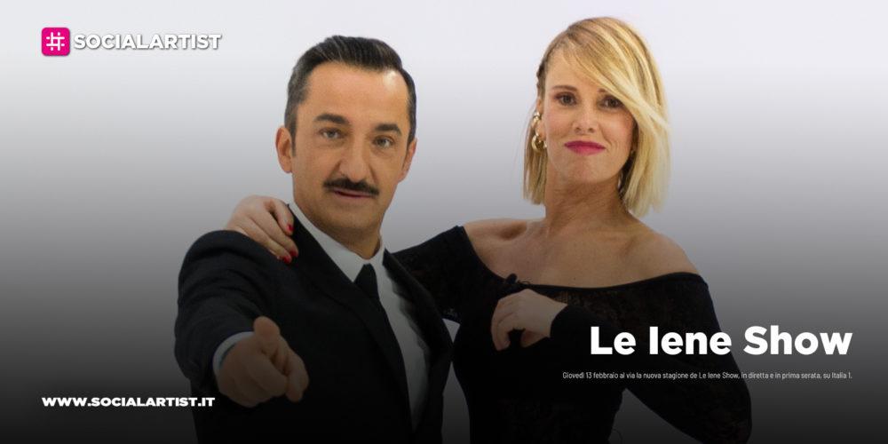 """""""Le Iene Show"""" sospeso per cautela sanitaria"""