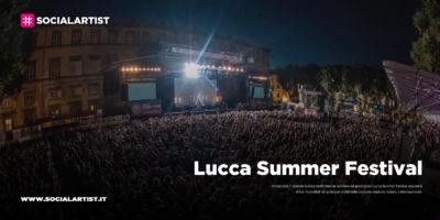 Lucca Summer Festival 2020, il calendario della 23esima edizione
