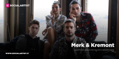 "Merk & Kremont, dal 21 febbraio il nuovo singolo ""Numb"""
