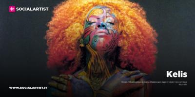 """Kelis, dal 6 marzo il nuovo album """"Kaleidoscope"""""""