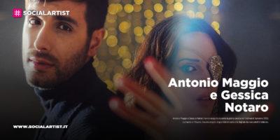 """Antonio Maggio e Gessica Notaro, dal 5 febbraio il nuovo singolo """"La Faccia e il Cuore"""""""