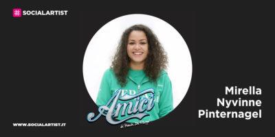 Amici 19, Mirella Nyvinne Pinternagel (Nyv) è una concorrente del Serale