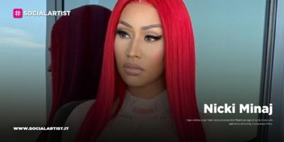 """Nicki Minaj, dal 7 febbraio il nuovo singolo """"Yikes"""""""