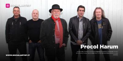 Procol Harum, annunciate tre date live in Italia