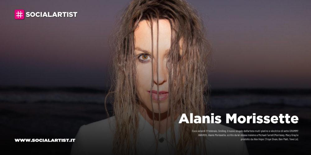"""Alanis Morissette, dal 31 luglio il nuovo album """"Such Pretty Forks In The Road"""""""