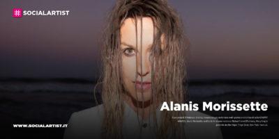 """Alanis Morissette, dal 21 febbraio il nuovo singolo """"Smiling"""""""