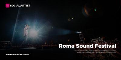 Roma Sound Festival, il calendario della prima edizione