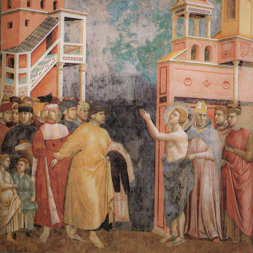 Achille Lauro San Francesco