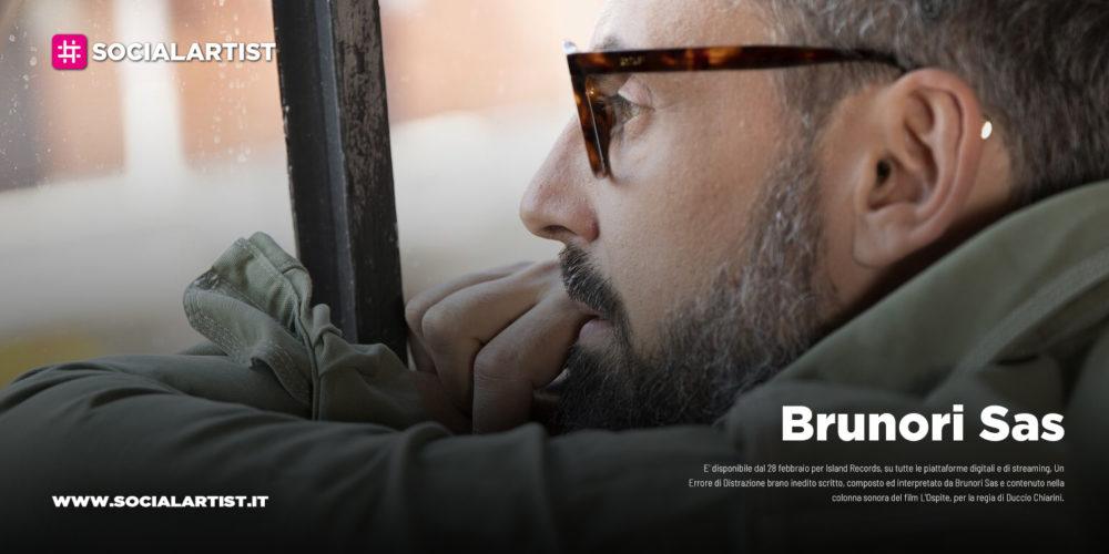 """Brunori Sas, dal 28 febbraio il nuovo brano """"Un Errore di Distrazione"""""""