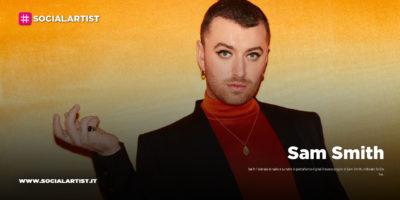 """Sam Smith, dal 14 febbraio il nuovo singolo """"To die for"""""""