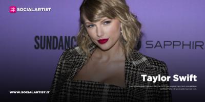 """Taylor Swift, da venerdì 14 febbraio il nuovo singolo """"The Man"""""""