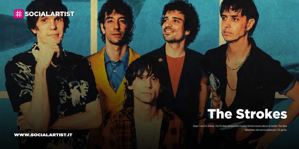 "The Strokes, dal 10 aprile il nuovo album ""The New Abnormal"""