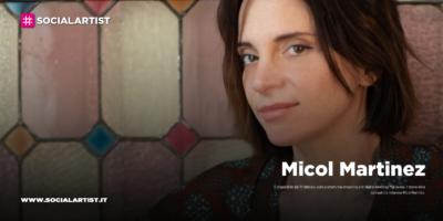 """Micol Martinez, dal 18 febbraio il nuovo singolo """"Mai io mai"""""""