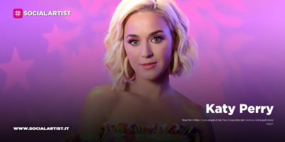 """Katy Perry, dal 5 marzo il nuovo singolo """"Never Worn White"""""""