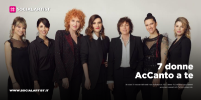 """Una. Nessuna. Centomila. Il Concerto, sette speciali in seconda serata su Rai 3 """"7 donne – AcCanto a te"""""""