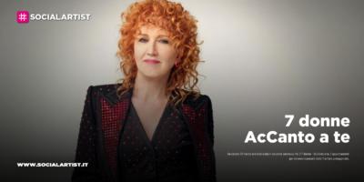 7 donne – AcCanto a te, sabato 28 marzo lo speciale su Fiorella Mannoia