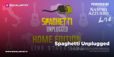 Spaghetti Unplugged, domenica 29 marzo live in streaming