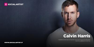 """Calvin Harris, dal 13 marzo il nuovo album """"Love Regenerator 3"""""""
