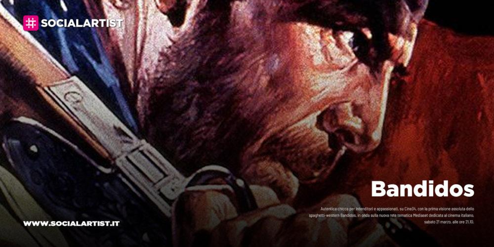 """Cine34, in prima serata sabato 21 marzo """"Bandidos"""""""