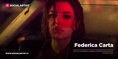 """Federica Carta, dal 30 aprile il nuovo singolo """"Easy"""""""