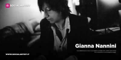 Gianna Nannini, giovedì 12 marzo alle 16 live in streaming