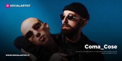 """Coma_Cose, da venerdì 20 marzo il nuovo album """"Due"""""""